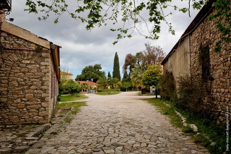 Греция. Завод Achaia Clauss