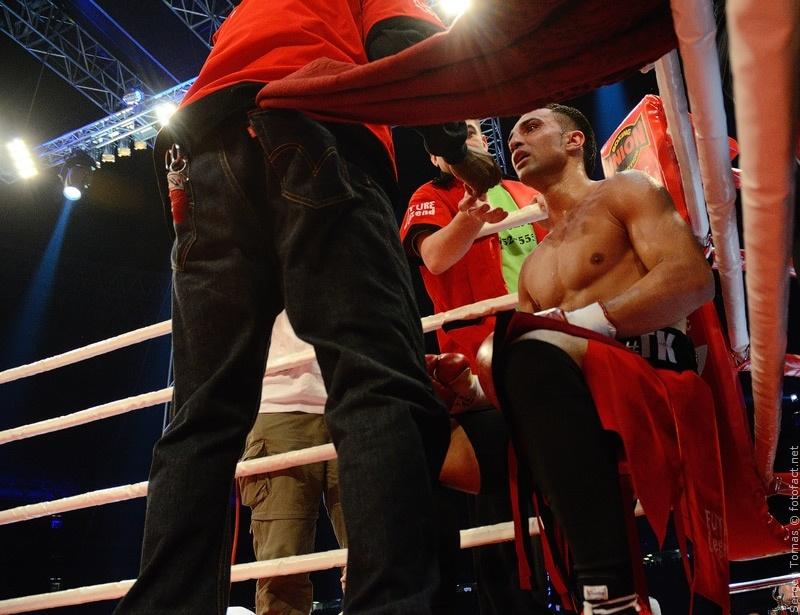 Вячеслав Сенченко vs Пол Малиньяджи