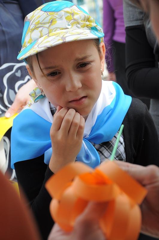 День защиты детей – 2012. Красноармейск