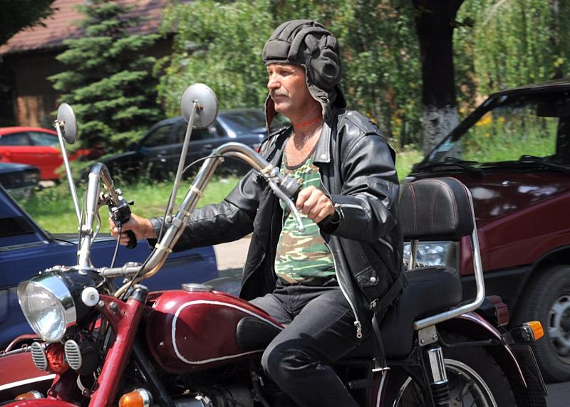 байкеры в Димитрове