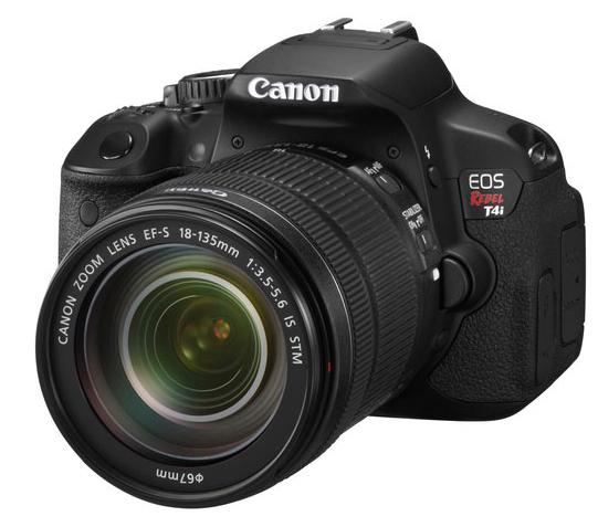 Canon EOS T4i/650D