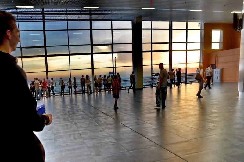 Новый терминал Донецкого аэропорта