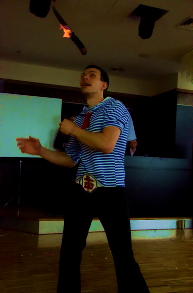 Благотворительный шоу-показ IMAGE-2012