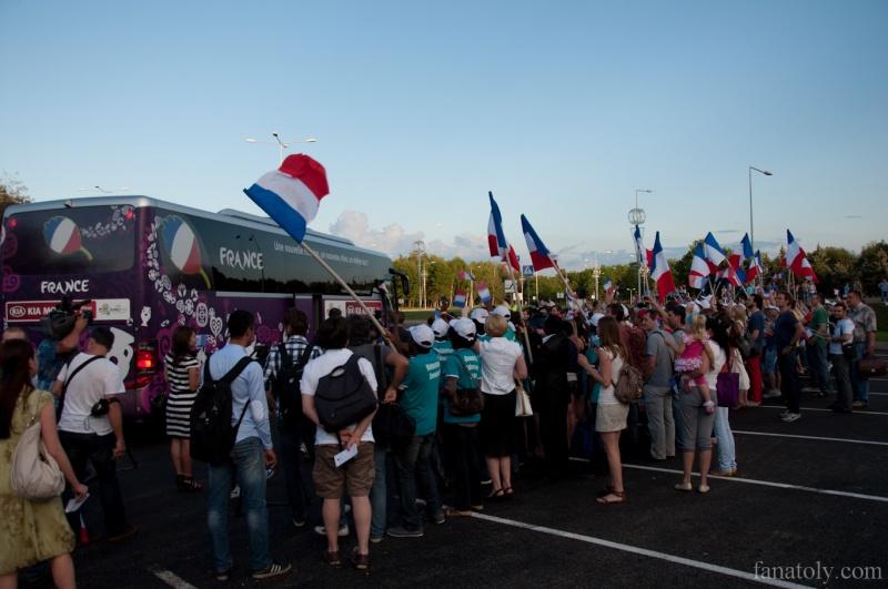 Сборная Франции ЕВРО-2012