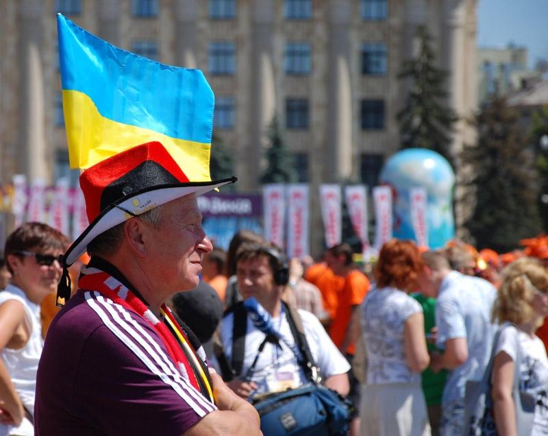 Харьков голландские болельщики