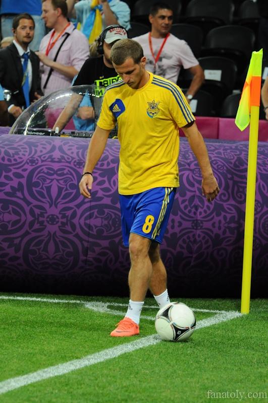 Украина-Англия ЕВРО-2012