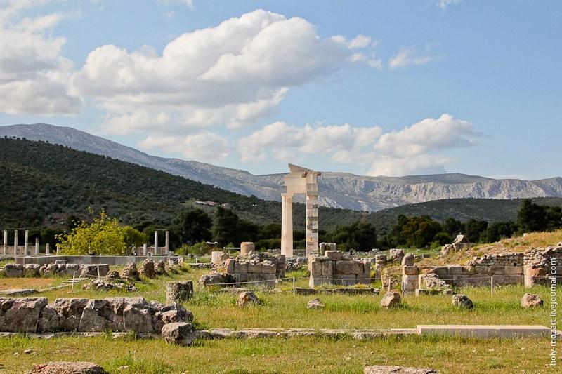 Греция Эпидавр