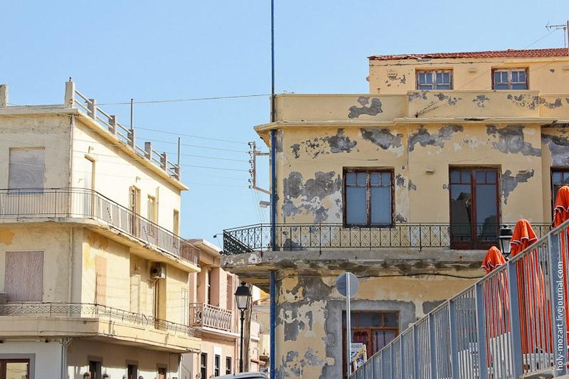 Остров Крит Ретимнон