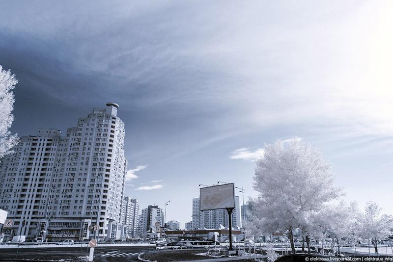 Инфракрасный Киев