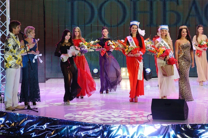 Мисс Донбасс OPEN-2012