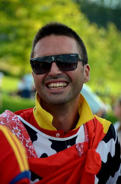 Болельщики ЕВРО-2012