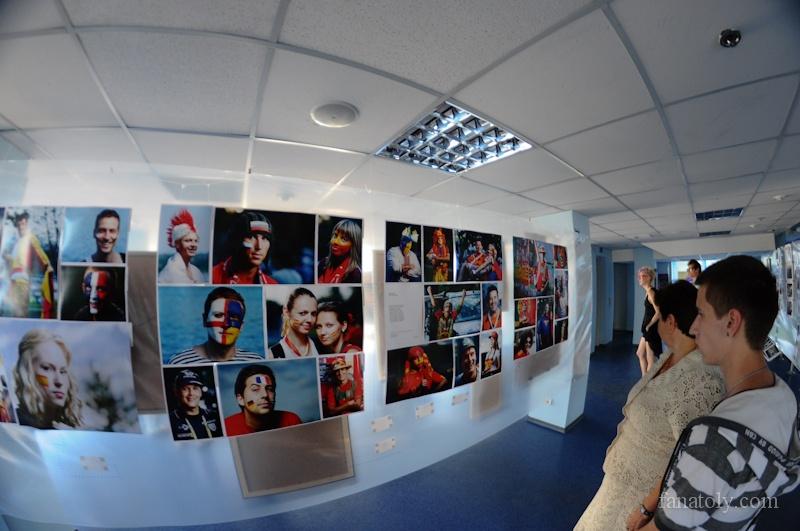 Современные выставки