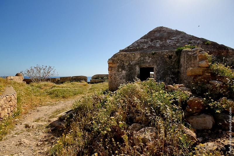 Фортецца в Ретимнон