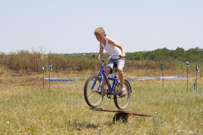 триал вело и мотоспорт