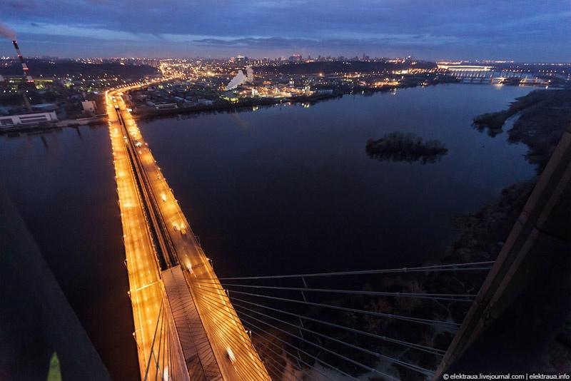 киевские мосты