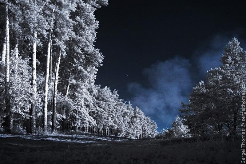 Инфракрасная Украина - Украинка