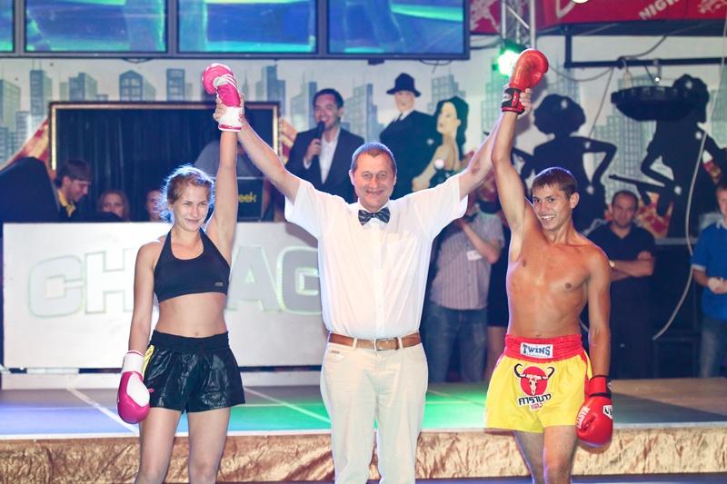 Мисс Спорт Донбасса 2012
