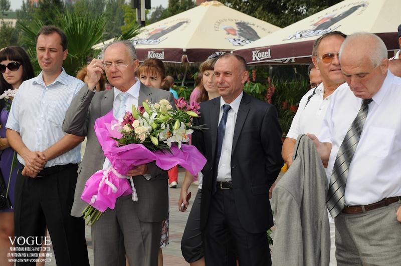 Донецк выставка цветов