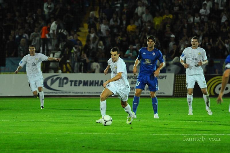 Футбол Металлург-Таврия