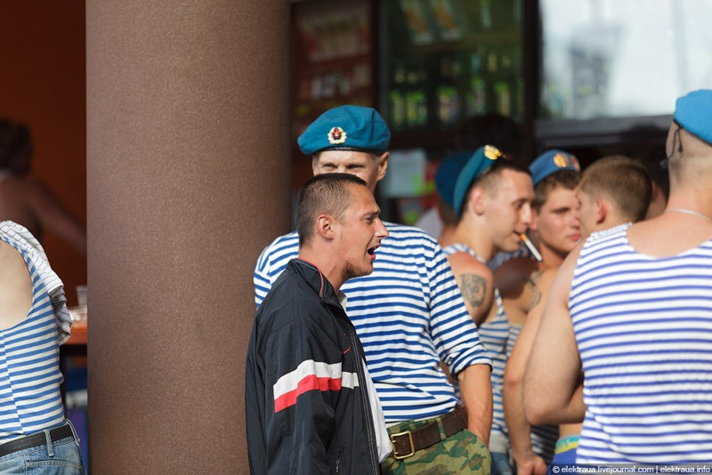 День ВДВ Киев