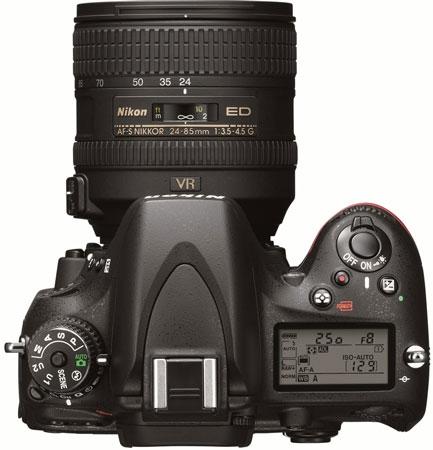 Nikon D600