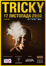 Tricky в Киеве