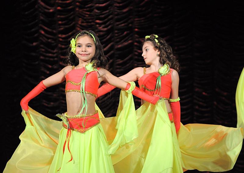 Школа восточного танца Джинан