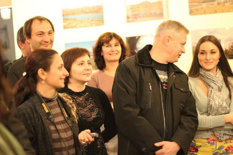 Анатолий Спица выставка