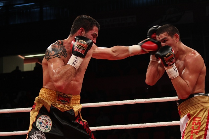 Pro Boxing Show 12