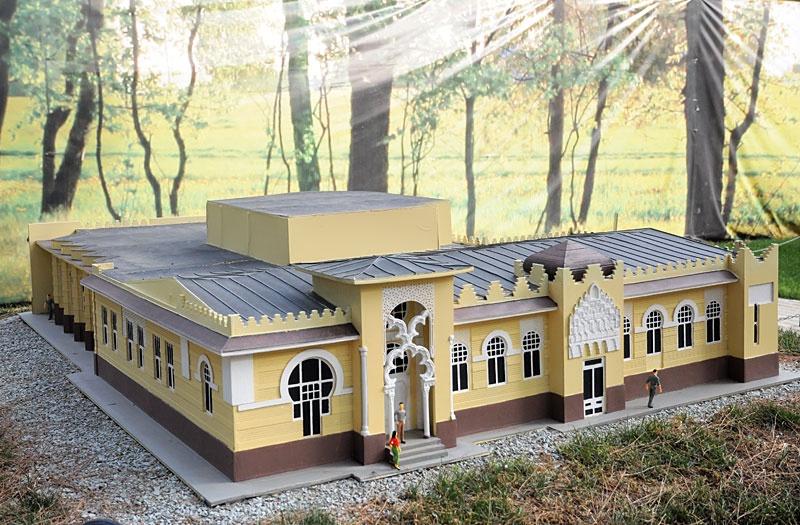 Крым в миниатюре
