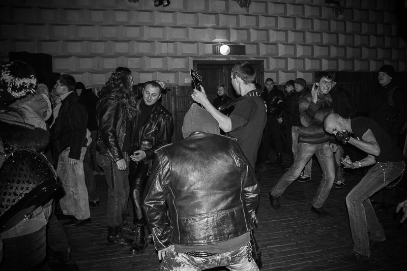 METAL NEW YEAR in DIMITROV-2013