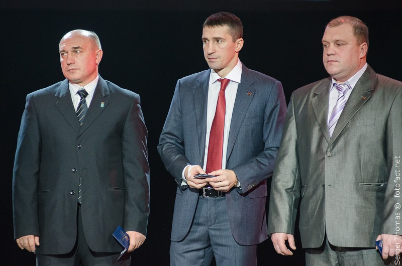 10 лет Union Boxing Promotion