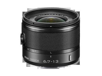 1 NIKKOR VR 6.7–13mm f/3.5–5.6