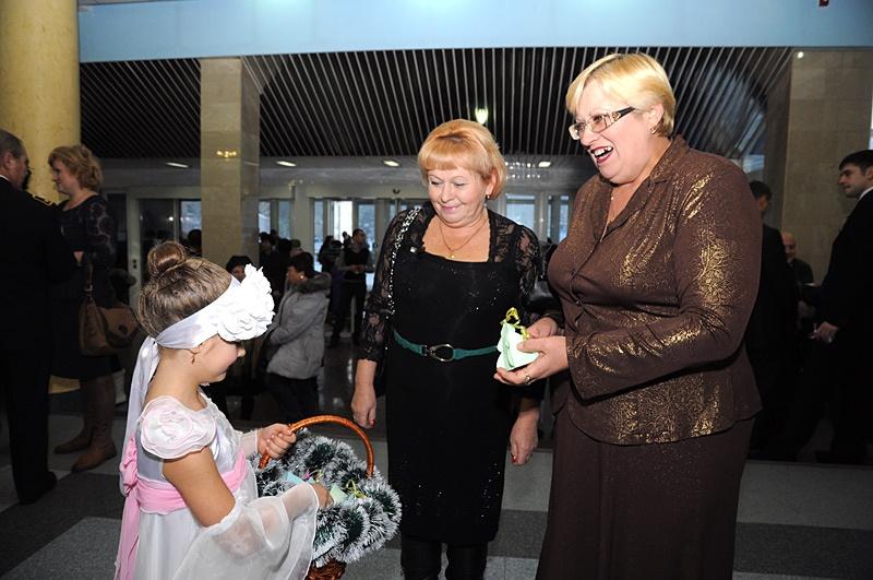Рождественский праздник. ПАО «ШУ «Покровское». Красноармейск