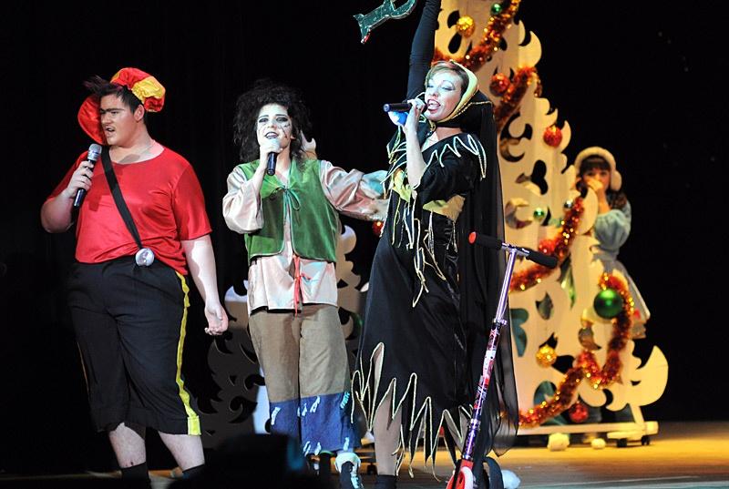 Сказка Рождественские приключения Маши и Вити