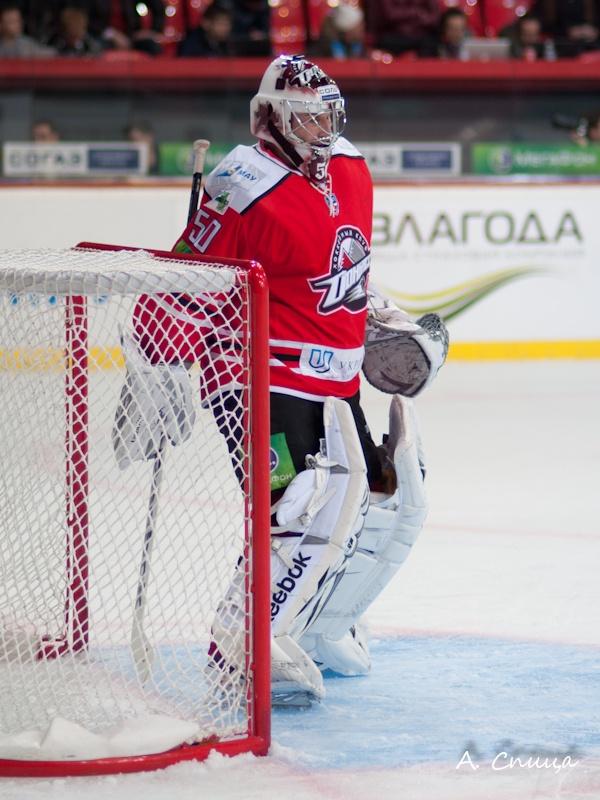 Континентальный кубок ХК Донбасс - Металлург