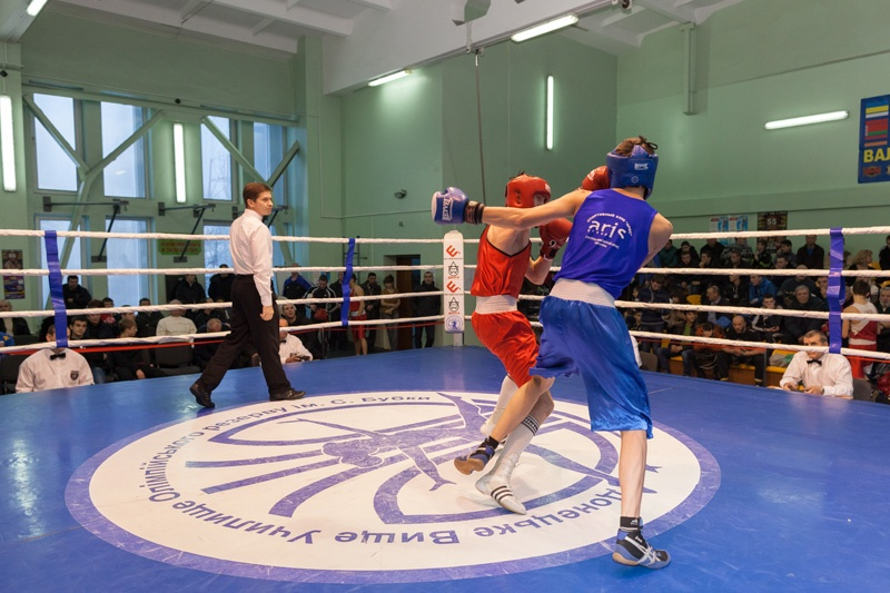 XXVII турнир по боксу среди молодежи памяти Валерия Арсёнова