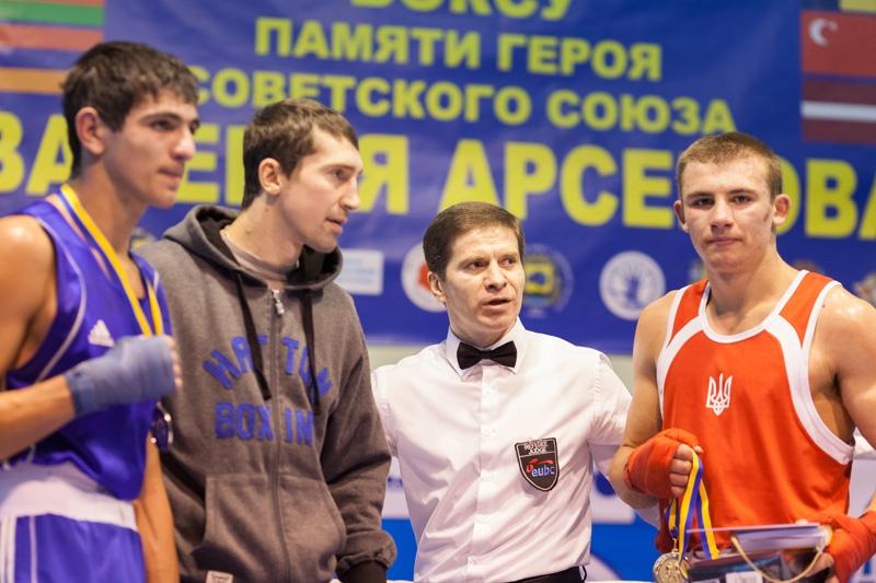 Хижняк Александр - Багманян Давид