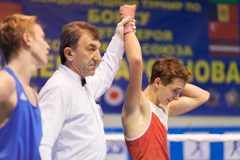 Рассолов Владислав - Бахмет Артем