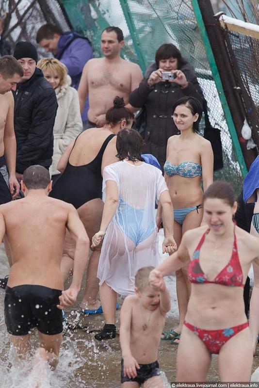 Крещение Киев 2013