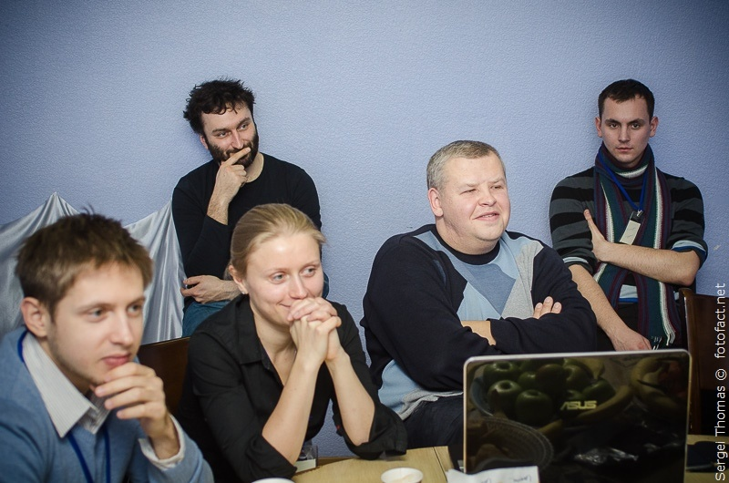 Счастливые IT-встречи 13 января