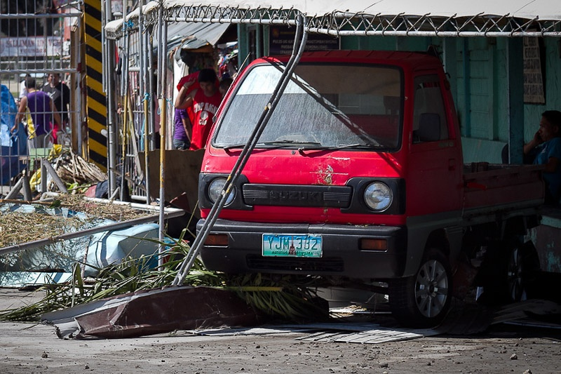 Последствия тайфуна Bopha