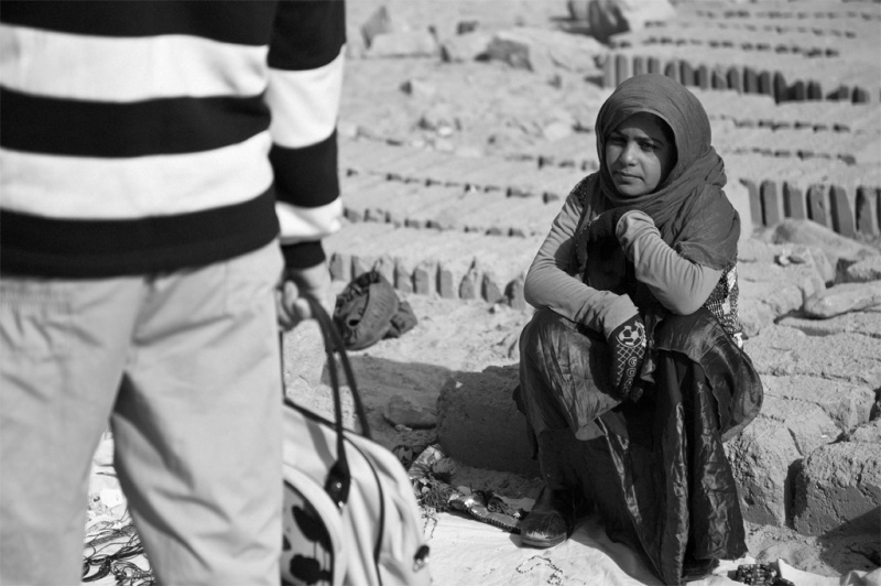 Дети бедуинов Египет