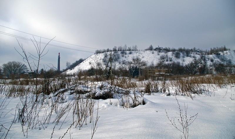 Следы на снегу Константин Марцинковский