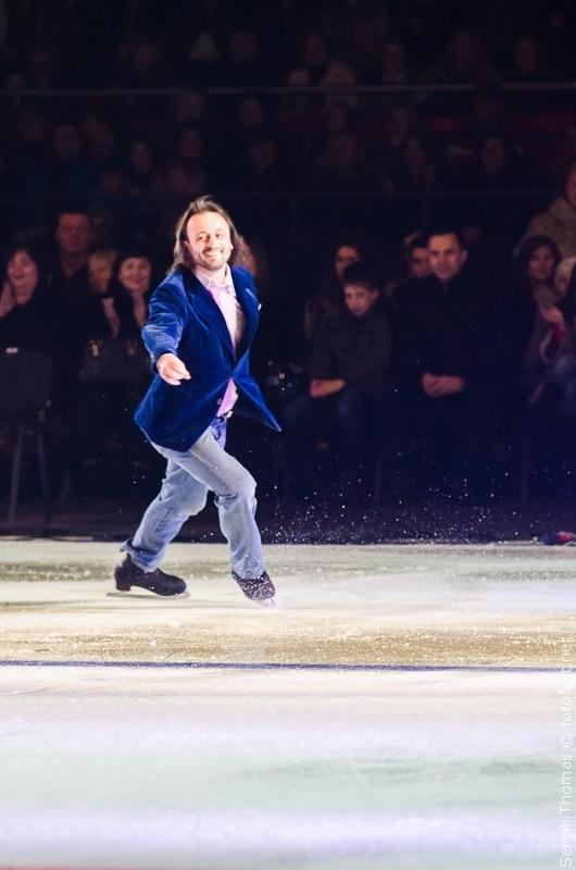 Истории на льду Донецк