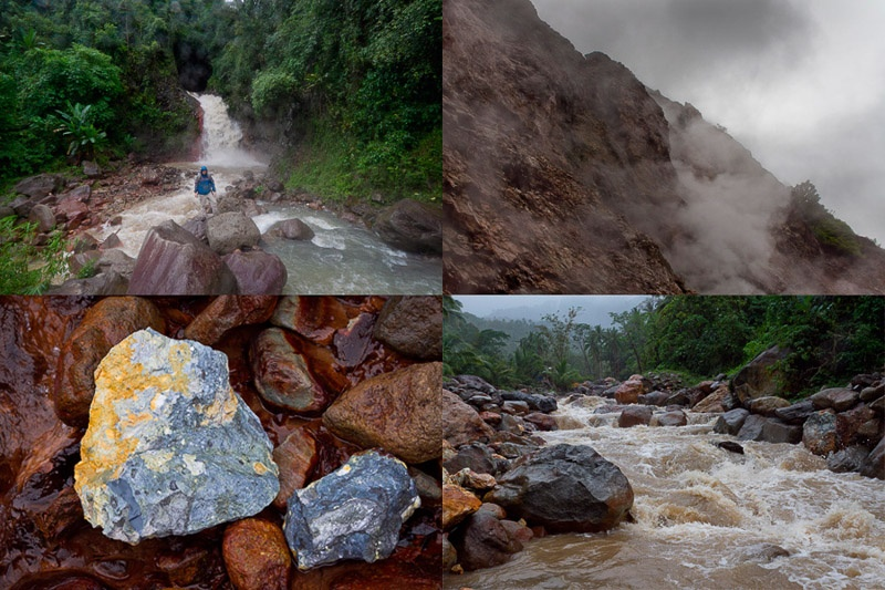 Негрос водопад Pulangbato