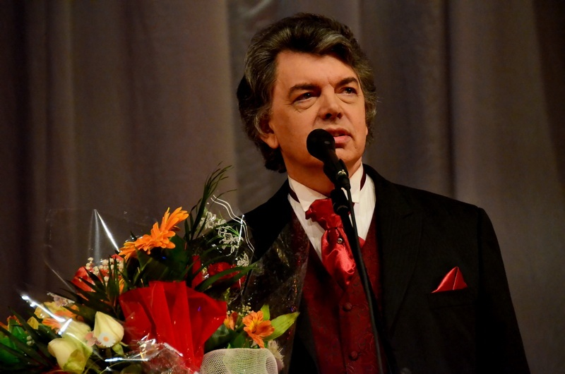 Сергей Захаров в Донецке