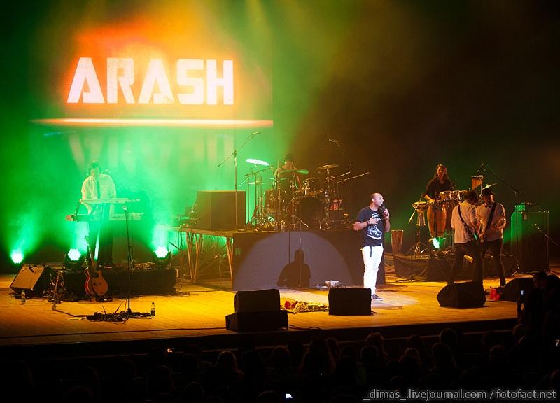 Arash в Киеве