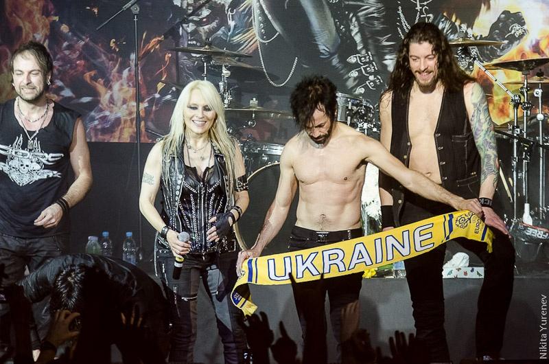 Doro Pesch в Киеве