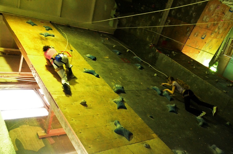 соревнования по скалолазанию